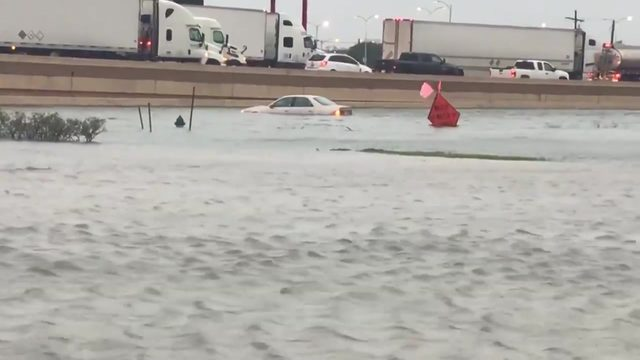 LIVE COVERAGE: 'Stay where you are' officials say as flooding continues