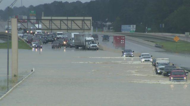 LIVE COVERAGE: Flash flood emergency underway in Houston region