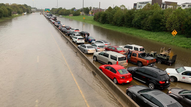 LIVE COVERAGE: Flash flood emergency underway in Houston region