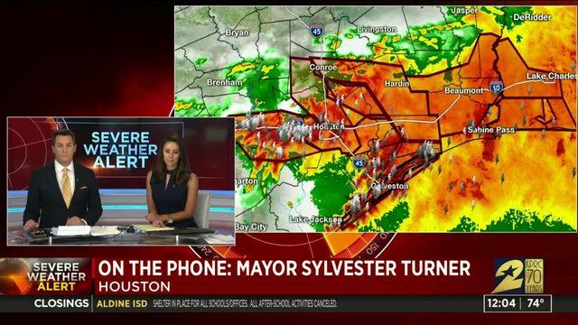 Interview: Mayor Sylvester Turner