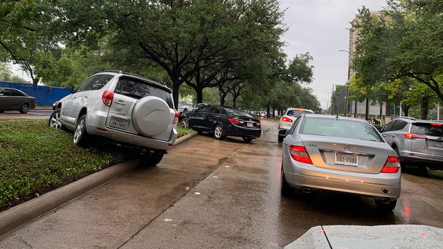Was your car towed due to flooding? Here's where to go to get it back