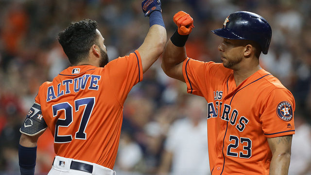 Astros inch closer to clinching division title with 6-4 win over Angels