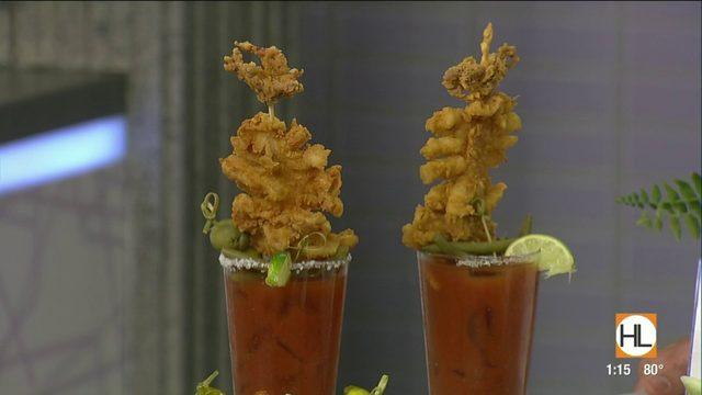 Tanji Patton shares gourmet game day eats   HOUSTON LIFE   KPRC 2