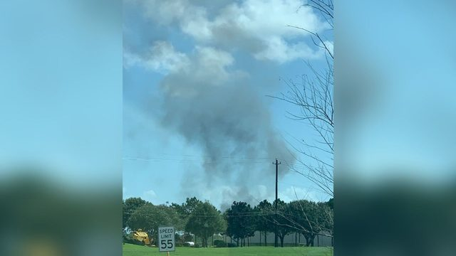 Explosion, fire at Celanese Clear Lake