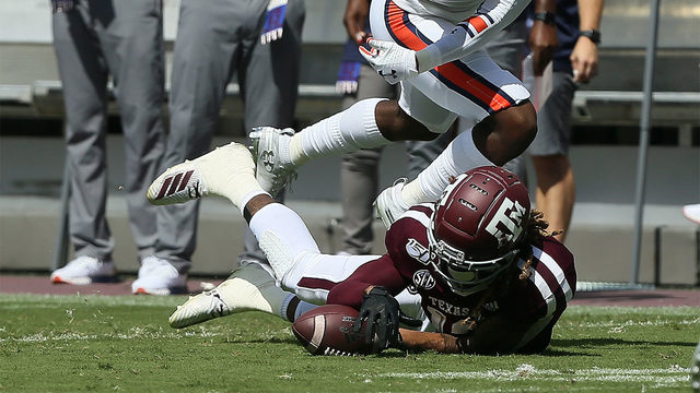 Best and worst of Texas A&M's loss to Auburn Tigers