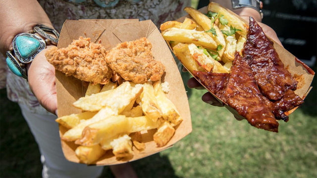 Veggie ready! Vegandale Fest to bring vegan chicken, burgers, ice cream,…