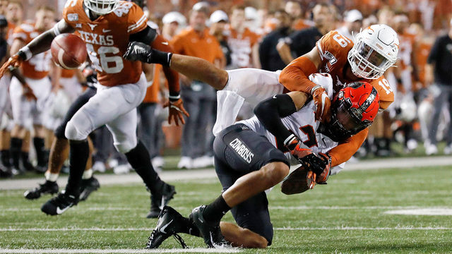 The best, worst of Texas Longhorns win against Oklahoma State Cowboys