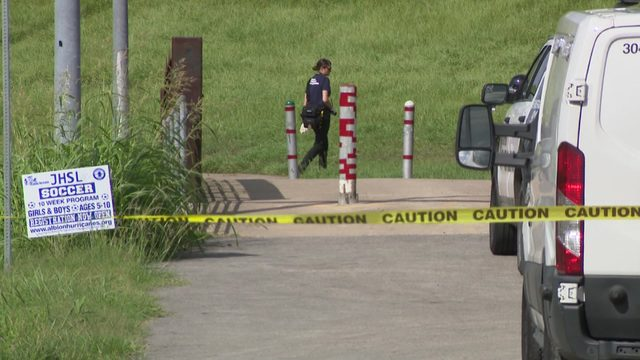 Woman found dead from gunshot wound to head on west Houston walking…