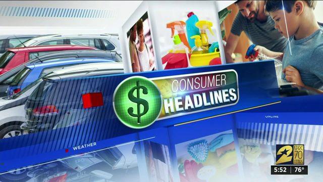 Consumer headlines for Sept. 23, 2019