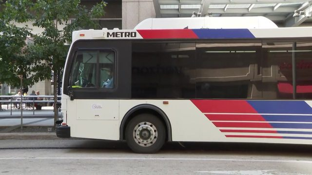 METRO offers free rides to all veterans and active-duty military…