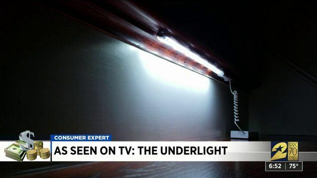 As seen on TV: The Underlight