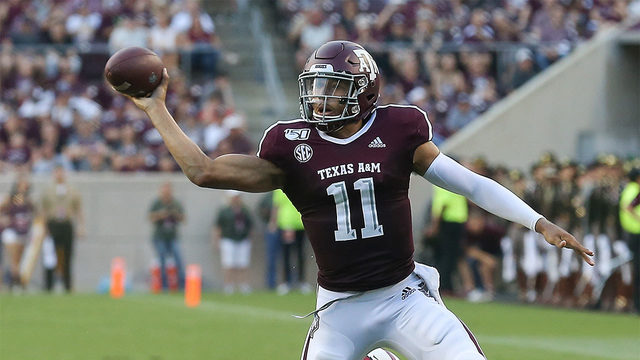 Fisher, players confident as Texas A&M enters second bye week