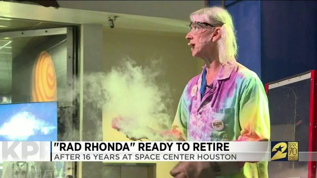 Rad Rhonda ready to retire