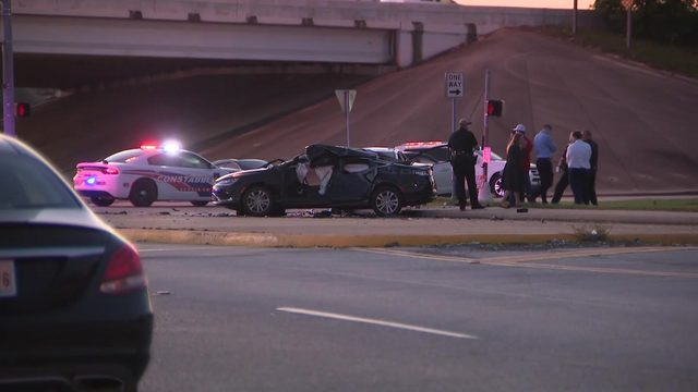 Driver expected to be charged in connection with 5-vehicle crash near…