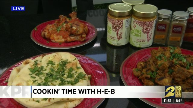 Cookin' time with H-E-B for Sept. 26, 2019