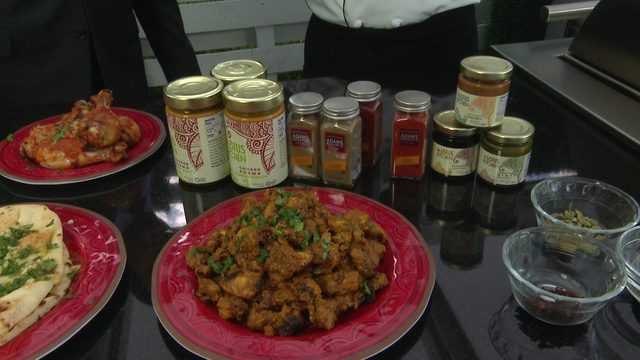 Cookin' Time With H-E-B: Spice up your dinner with these flavors of India