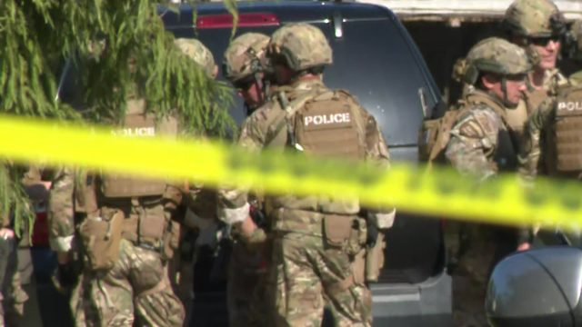 SWAT team at southeast Houston home for reports of armed man barricaded inside