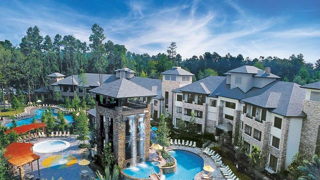 The Woodlands Resort named one of best pool hotels in country