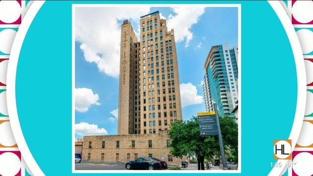 Tour the Cambria Hotel Houston Downtown Convention Center | HOUSTON LIFE…