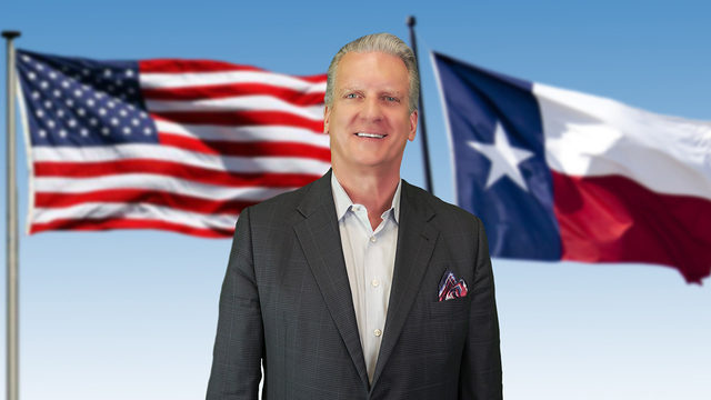 Mark Yancey announces candidacy for Texas US Senate, challenging Sen. Cornyn