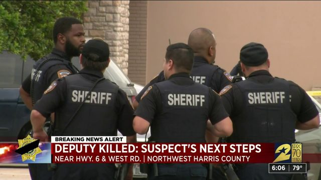 Deputy killed: Suspect's next steps