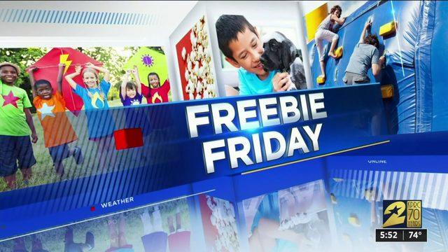 Freebie Friday for Sept. 25, 2019