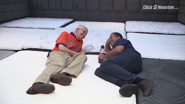 Mattress Mack laughs off break-in after thieves miss Astros tickets