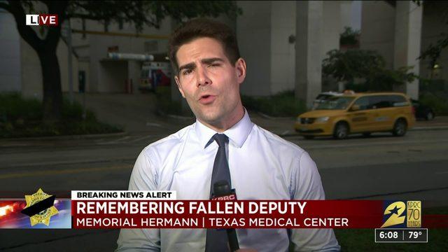 Remembering fallen deputy