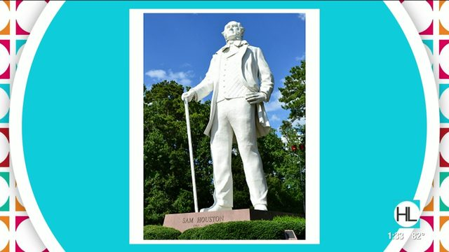 Sam Houston statue celebrates 25 years | HOUSTON LIFE | KPRC 2