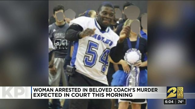 Woman confesses to shooting beloved coach to death