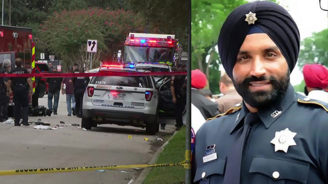 Authorities identify suspect charged in deadly ambush of Harris County deputy