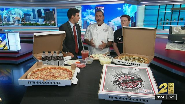 US Pizza Team represents U.S. at cooking competitions around the world
