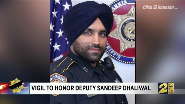 Vigil to Honor Deputy Dhaliwal