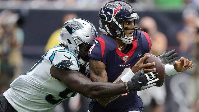 5 reasons why Texans lose to the Panthers