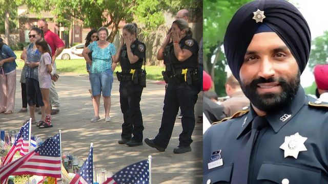 Where you can donate to ensure Deputy Dhaliwal's family gets your help