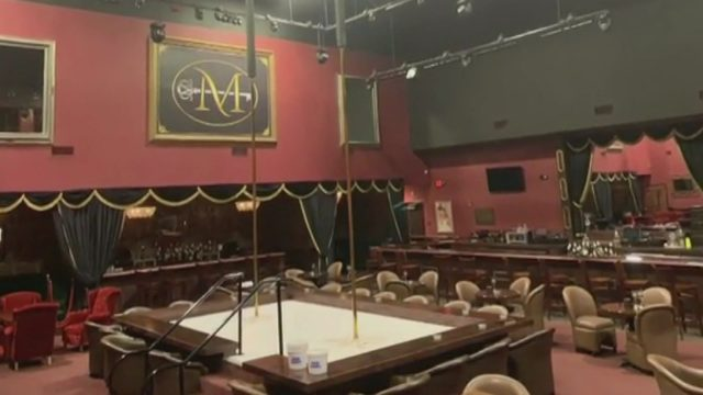 From poles to pews: Church to take over former strip club