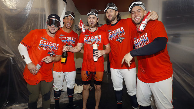Here are (some) records set by the 2019 Houston Astros