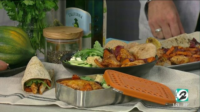 Fast and easy sheetpan dinners using fall produce | HOUSTON LIFE | KPRC 2