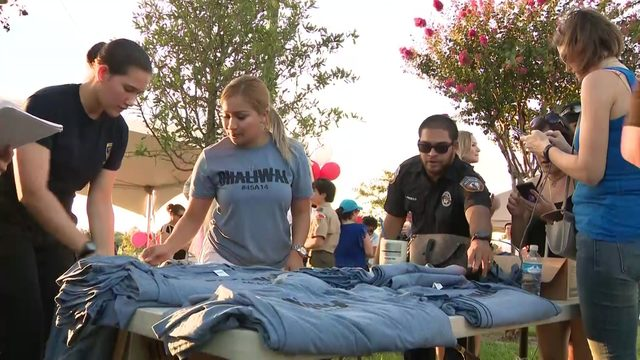 National Night Out: Communities celebrate life of Deputy Sandeep Dhaliwal
