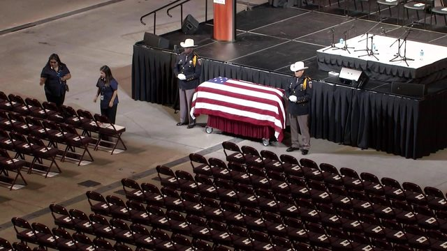 LIVESTREAM: Deputy Dhaliwal's body arrives at Berry Center