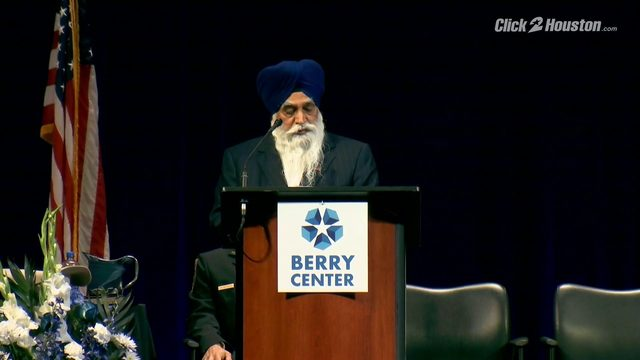 Dhaliwal's 'service of fellow human beings' was center of his life
