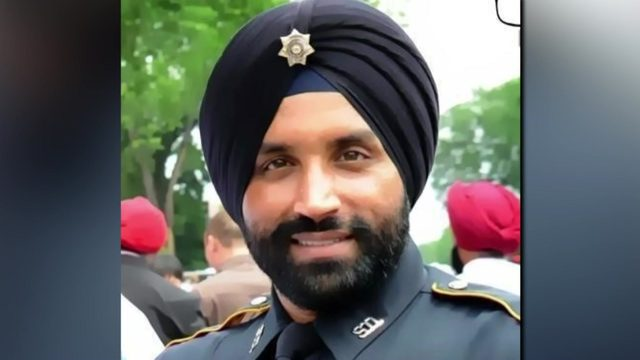 Everything that you need to know about Dep. Sandeep Dhaliwal's funeral…