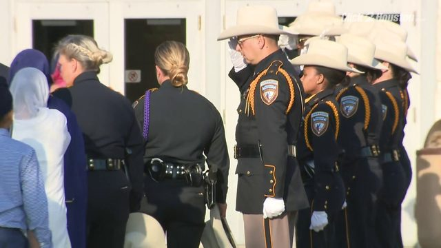 Funeral procession: Remembering Deputy Dhaliwal