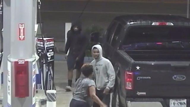 Grandmother ambushed, dragged and carjacked at NW Houston gas station