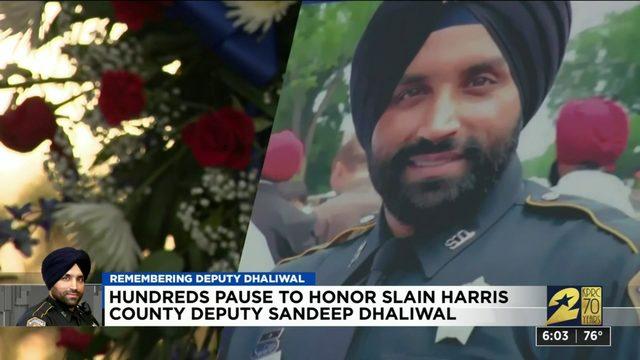 Remembering Deputy Sandeep Dhaliwal