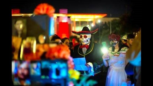 Discovery Green to host free Día de los Muertos celebration