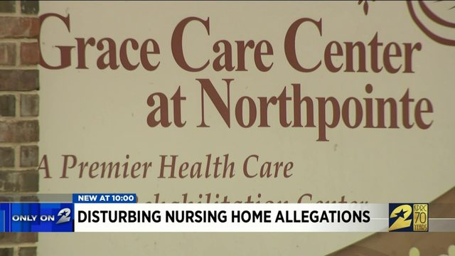Disturbing nursing home allegations