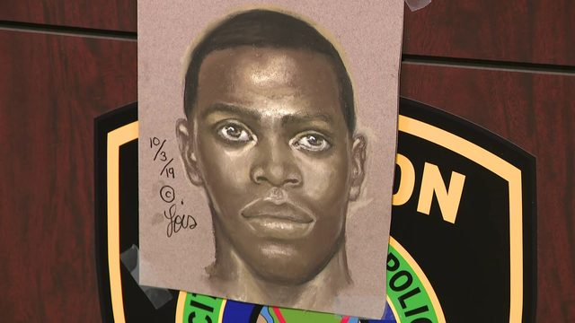 HPD releases sketch, surveillance footage after man grabs girl, forces…