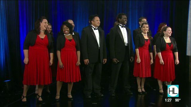 Houston Show Choir brings local singers together | HOUSTON LIFE | KPRC2