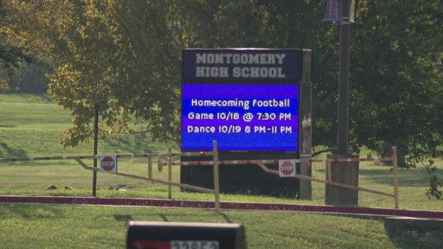 Montgomery HS football players involved in hazing incident that may…